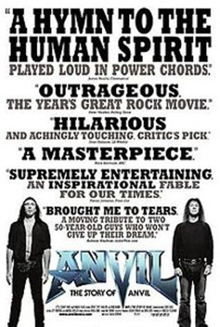 Anvil: The Story Of Anvil (2009) Main Poster