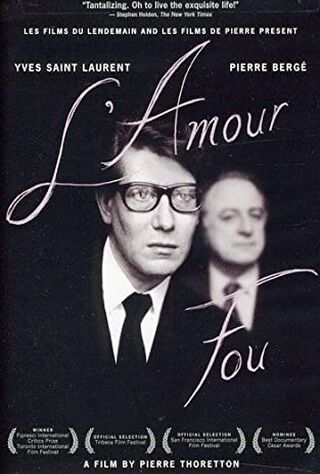 L'amour Fou (2011) Main Poster