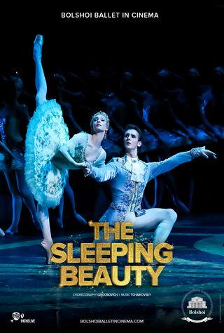 Royal Opera House Live Cinema Season 2019/20: The Sleeping Beauty (2020) Main Poster