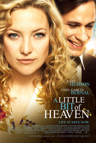 A Little Bit Of Heaven (2012) Main Poster