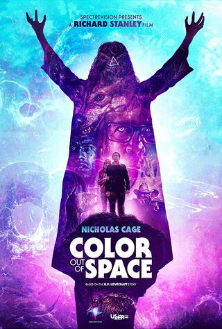 Color Out Of Space (2020) Main Poster