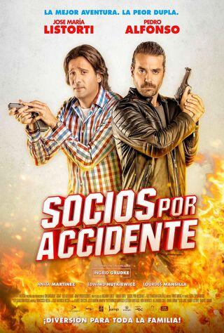 Socios Por Accidente 2 (2015) Main Poster