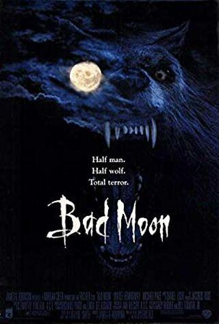 Bad Moon (1996) Main Poster