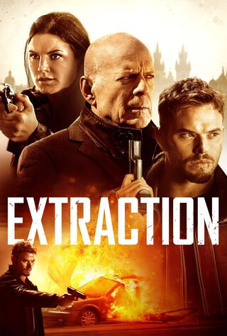 Extraction (2015) Main Poster