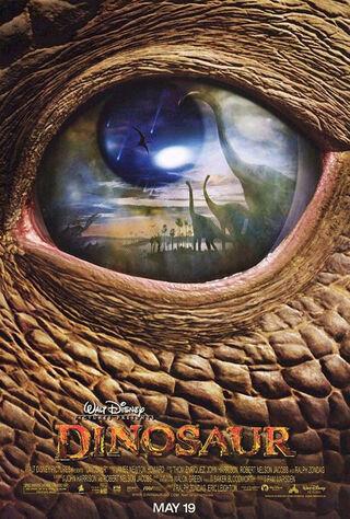 Dinosaur (2000) Main Poster