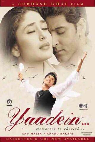 Yaadein... (2001) Main Poster