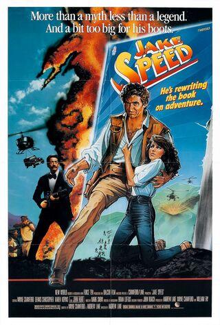 Jake Speed (1986) Main Poster