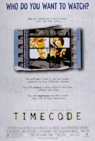 Timecode (2000) Main Poster