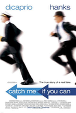 Catch Me If You Can (2002) Main Poster