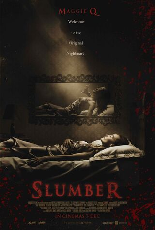 Slumber (2017) Main Poster