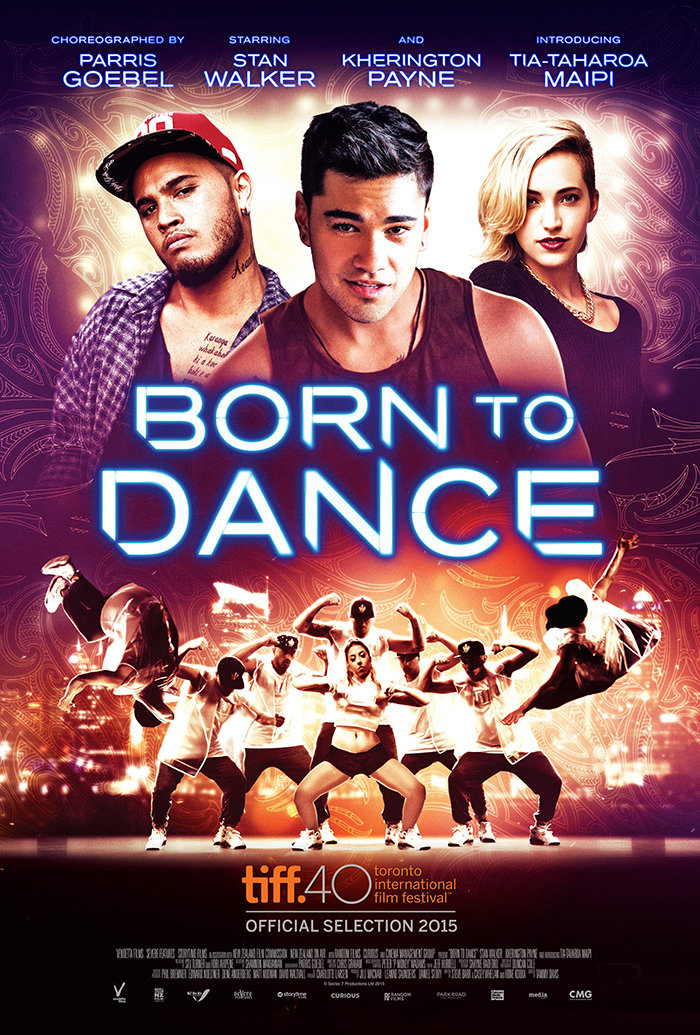 Born To Dance (2015) Main Poster