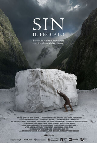 Sin (2019) Main Poster