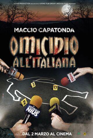 Omicidio All'italiana (2017) Main Poster