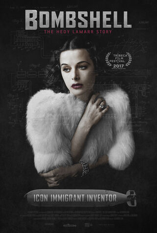 Bombshell: The Hedy Lamarr Story (2018) Main Poster