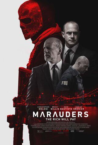 Marauders (2016) Main Poster