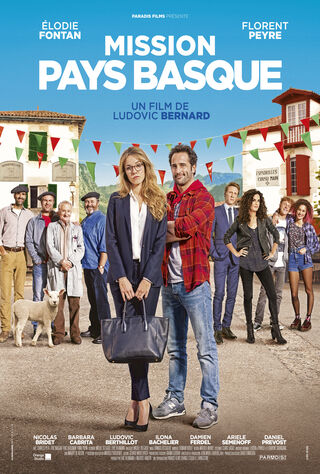 Mission Pays Basque (2017) Main Poster