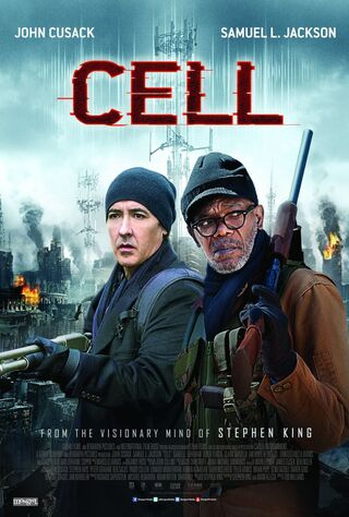 Cell (2016) Main Poster