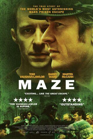 Maze (2019) Main Poster