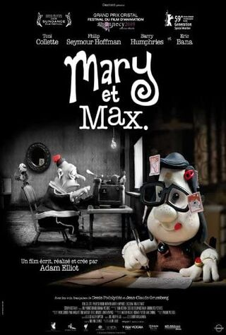 Mary And Max (2010) Main Poster