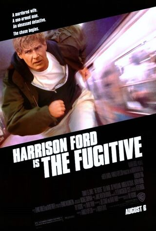 The Fugitive (1993) Main Poster