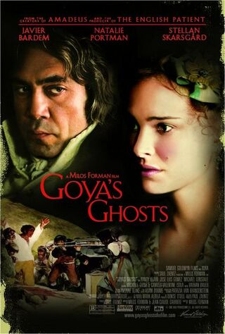 Goya's Ghosts (2006) Main Poster