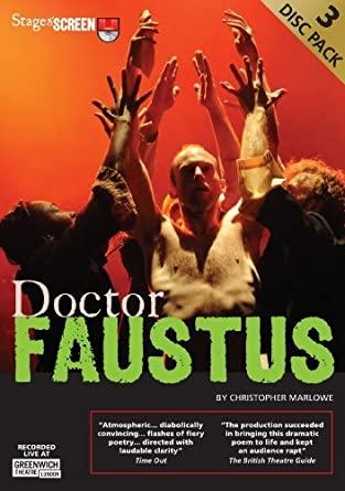 Doctor Faustus (1968) Main Poster
