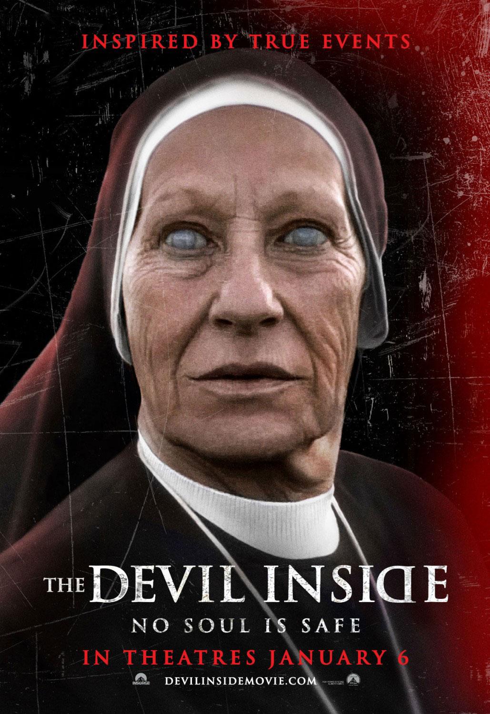 The Devil Inside (2012) Main Poster