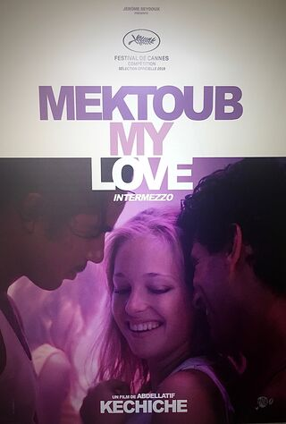Mektoub, My Love: Canto Uno (2018) Main Poster