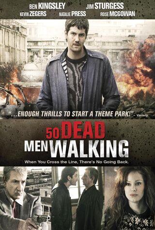 Fifty Dead Men Walking (2009) Main Poster