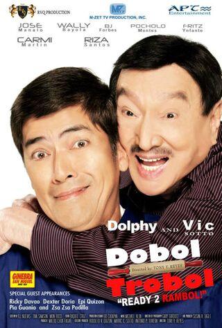 Dobol Trobol: Lets Get Redi 2 Rambol! (2008) Main Poster