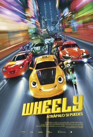 Wheely (2019) Main Poster