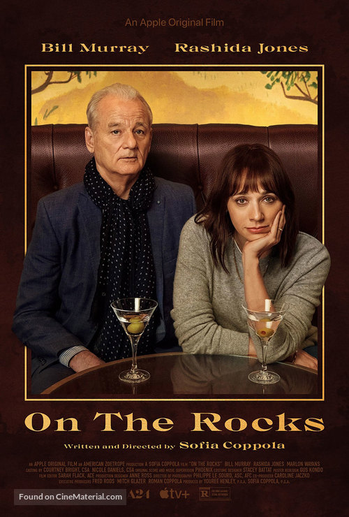 On The Rocks (2020) Main Poster