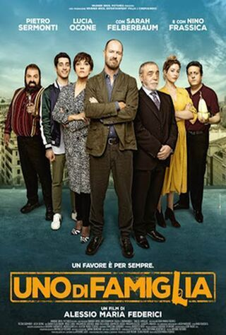 One Of The Family (2018) Main Poster