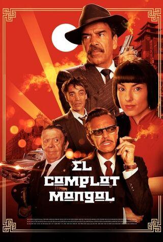The Mongolian Conspiracy (2019) Main Poster