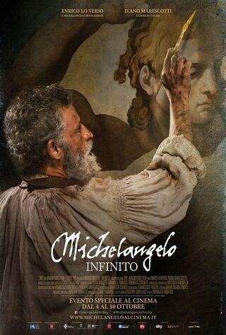 Michelangelo - Infinito (2018) Main Poster