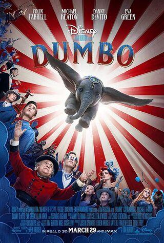 Dumbo (2019) Main Poster