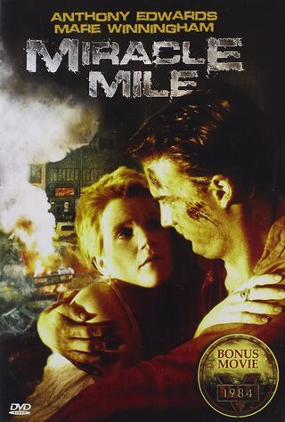 Miracle Mile (1989) Main Poster