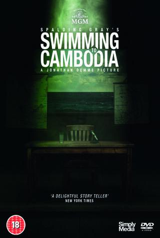 Swimming To Cambodia (1987) Main Poster