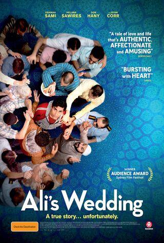 Ali's Wedding (2018) Main Poster