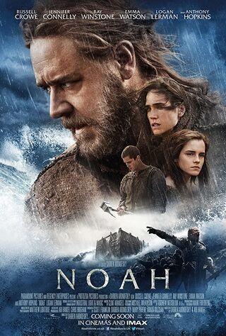 Noah (2014) Main Poster