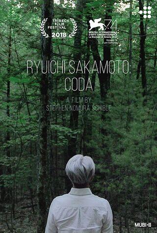 Ryuichi Sakamoto: Coda (2018) Main Poster