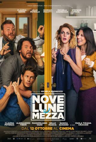 Nove Lune E Mezza (2017) Main Poster