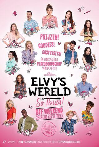 Elvy's Wereld So Ibiza! (2018) Main Poster