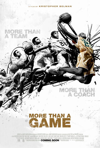 More Than A Game (2009) Main Poster