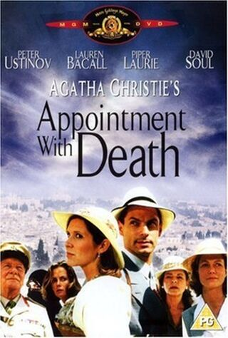 Appointment With Death (1988) Main Poster
