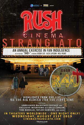 Rush: Cinema Strangiato 2019 (2019) Main Poster