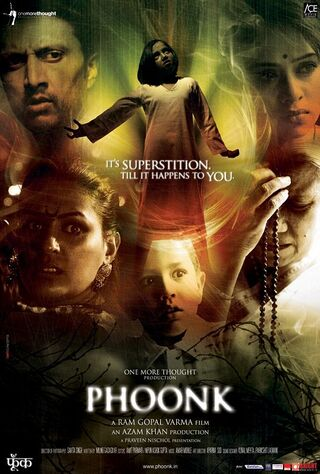 Phoonk (2008) Main Poster