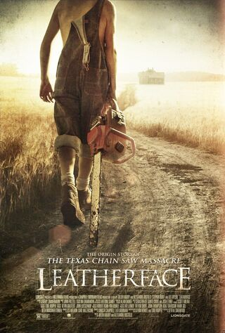 Leatherface (2017) Main Poster