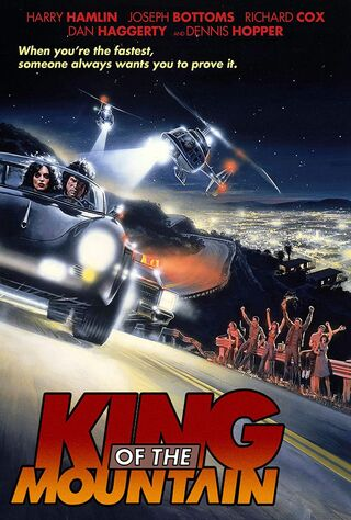 King Of The Mountain (1981) Main Poster
