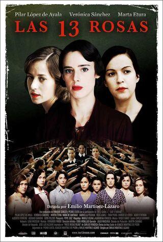 Las 13 Rosas (2007) Main Poster